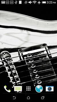 Guitar Live Wallpaper screenshot 6