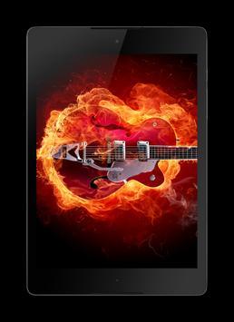 Guitar Live Wallpaper screenshot 9