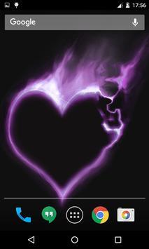 Hearts  HD Wallpaper Pro apk screenshot