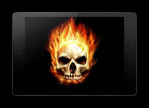 Skull HD Wallpaper screenshot 10