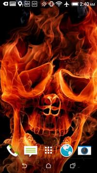 Skull HD Wallpaper screenshot 5