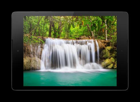 Waterfall HD Wallpaper Pro poster