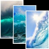 Wave HD Wallpaper Pro icon