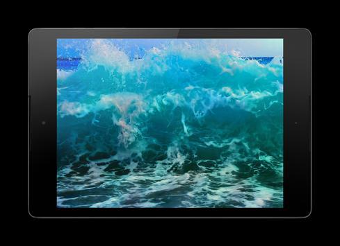 Wave HD Wallpaper Pro poster
