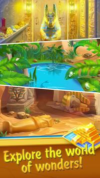Cleopatra Gifts - Match 3 Puzzle screenshot 13