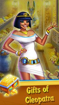 Cleopatra Gifts - Match 3 Puzzle screenshot 19