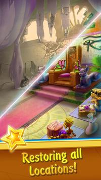 Cleopatra Gifts - Match 3 Puzzle screenshot 1