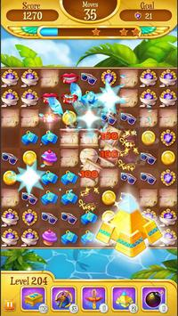 Cleopatra Gifts - Match 3 Puzzle screenshot 22