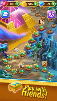 Cleopatra Gifts - Match 3 Puzzle screenshot 23