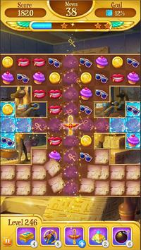 Cleopatra Gifts - Match 3 Puzzle screenshot 8