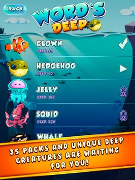 Words Deep screenshot 14