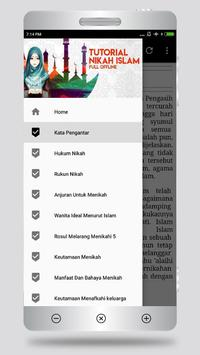 Tutorial Nikah Islam screenshot 2