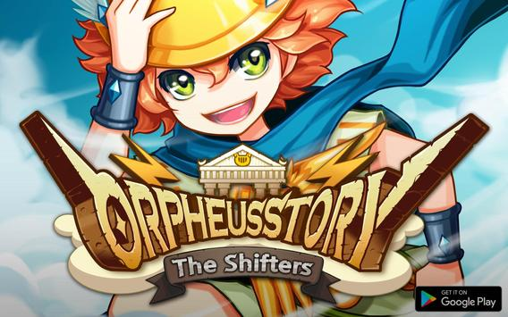 Orpheus Story : The Shifters apk screenshot