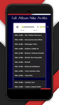 The song of Nike Ardila's Most Popular apk screenshot