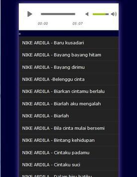 "Album NIKE ARDILA ""Belenggu cinta"" apk screenshot"