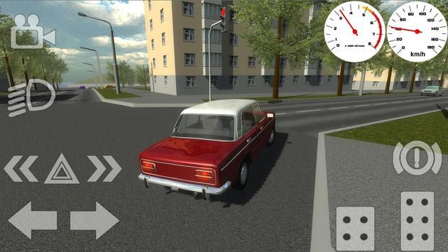 Russian Classic Car Simulator Apk Download Free Simulation Game