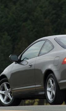 Themes Acura RSX poster