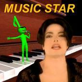 Michael Jackson (refrain) icon