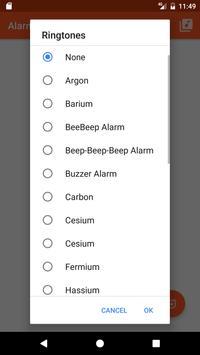 AlarmClock apk screenshot