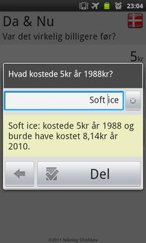 Then & Now Danish Inflation screenshot 1
