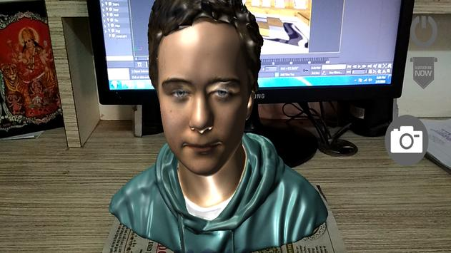 Roma Man AR screenshot 1