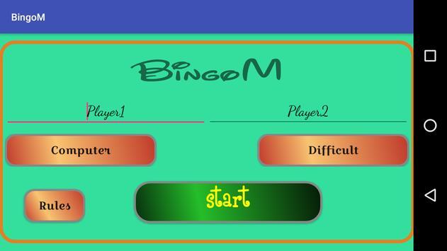 BingoM poster