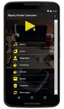 Nipsey Hussle - Music And Lyrics apk screenshot