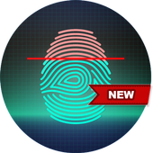 Fingerprint Age Detector Prank icon