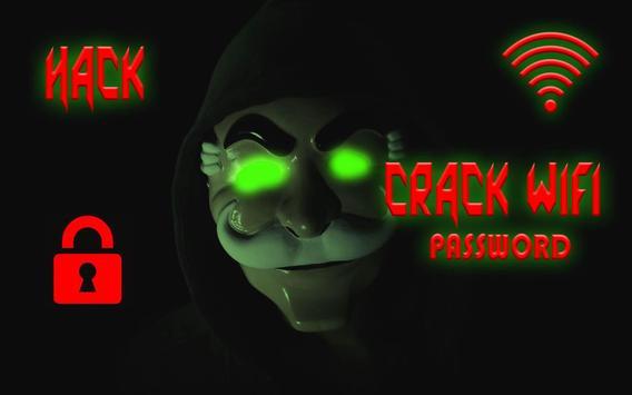 Crack wifi password prank poster