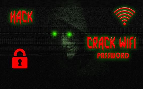 Crack wifi password prank apk screenshot