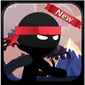 Black Ninja Adventure icon
