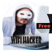 Hack All wifi password -Prank icon