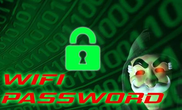Hack All wifi password -Prank apk screenshot