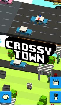 Crossy Town! poster