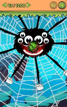 Feed the Spider apk screenshot