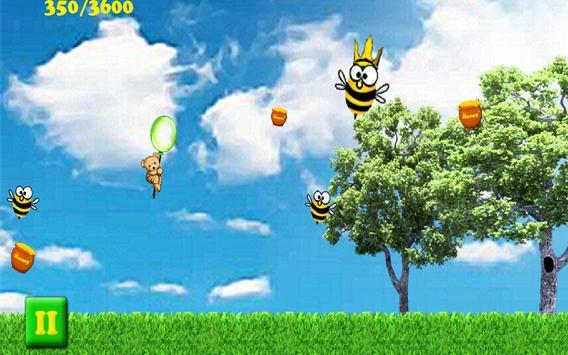 Bear,Honey&Bee Demo apk screenshot