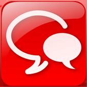 ليساء شات - دردشة صوتية كتابية icon