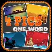 4 Pics One Word icon