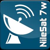 New Frequencies Nilesat 2018 icon