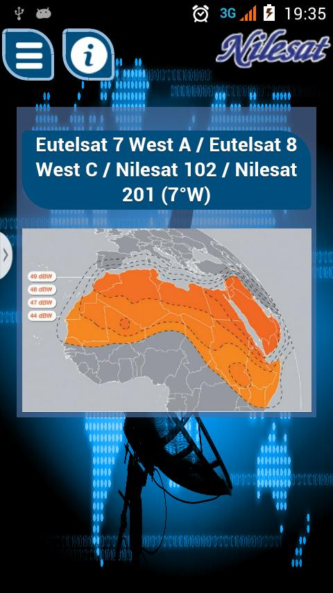 New Frequencies Nilesat 2019 for Android - APK Download