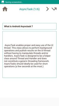 Interview Question - Fresher Android Developer screenshot 1