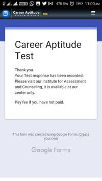 Career Aptitude Pro screenshot 4