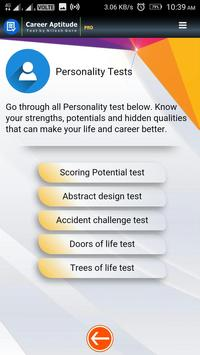 Career Aptitude Pro screenshot 6