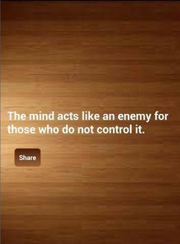 Quotes Of Bhagwad-Geeta screenshot 1
