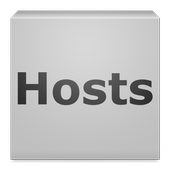 Hosts Editor icon