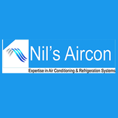 Nil's Aircon - Air conditioners Services & Support icon