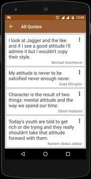Attitude Quotes apk screenshot