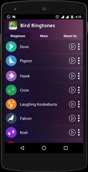 Bird Ringtones screenshot 4