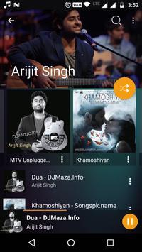 Dex Music Player screenshot 5