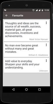 Great People's Quotes apk screenshot